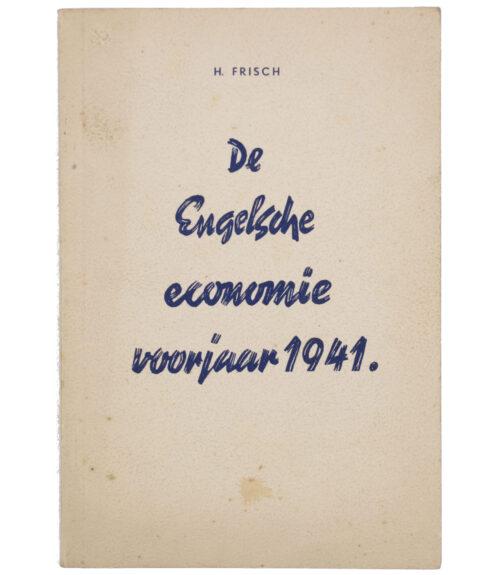 (NSB) De Engelsche Economie Voorjaar 1941