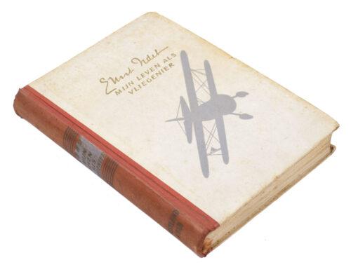 (NSB) Ernst Udet Mijn leven als Vliegenier (1942)