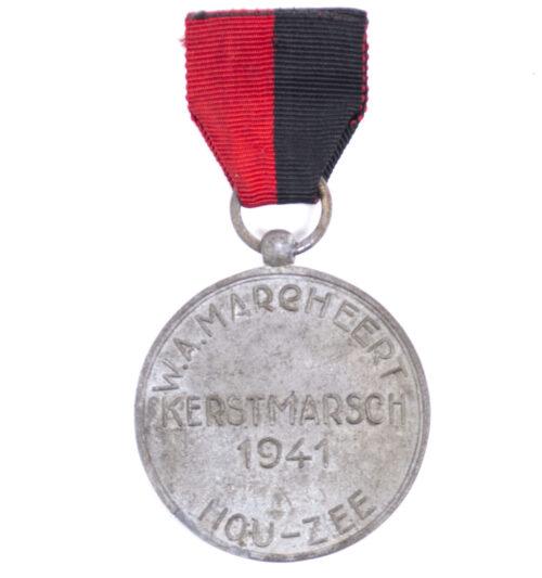 NSB Kerstmarsch medaille 1941