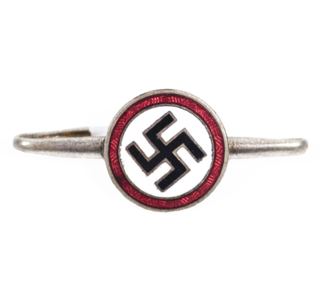 NSDAP Sympathizers badge in brooch-form