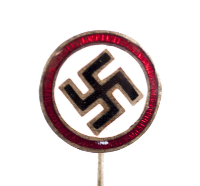 NSDAP Sympathizers badge (stickpin) small 13 mm
