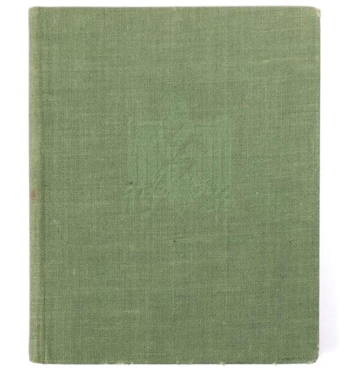 (NSRL) Taschenbuch der Leibesübung 1938