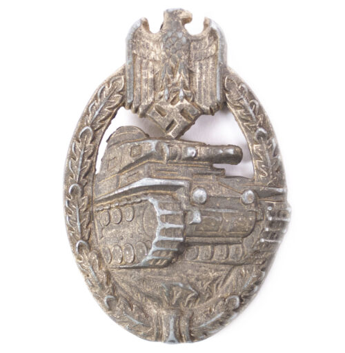 Panzerkampfabzeichen (PKA) Panzer Assault Badge (PAB) maker Deumer
