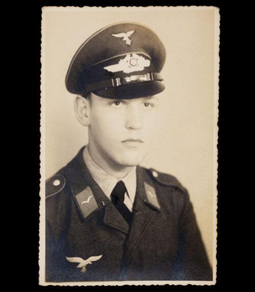 (Photo) Luftwaffe portrait