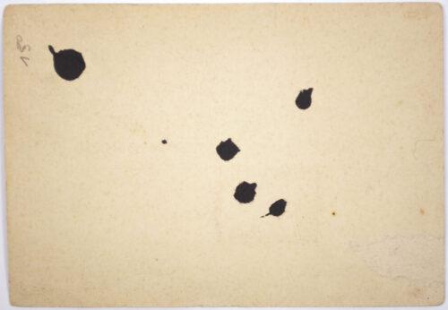 (Postcard) Amtsantritt des Generalgouverneurs für die Besetzten Polnische Gebiete (1939)
