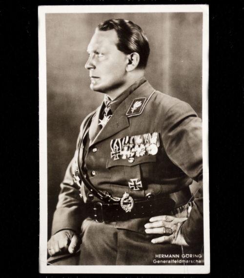 (Postcard) Hermann Görring Generalfeldmarchall