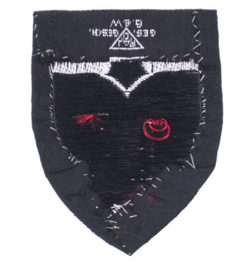 Reichsarbeitsdienst (RAD) Ärmelschild IX für Führer