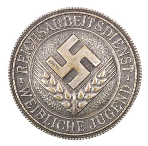 Reichsarbeitsdienst (RAD) Weibliche Jugend Photoalbum auflage