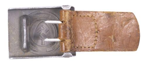 Reichsarbeitsdient (RAD) Buckle +Tab by maker Gottlieb & Sohne (1939)