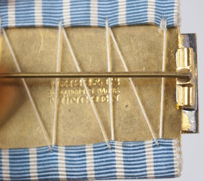 Bayern Feuerwehr Dienstauszeichnung im etui (by maker Weiss & Co, München)