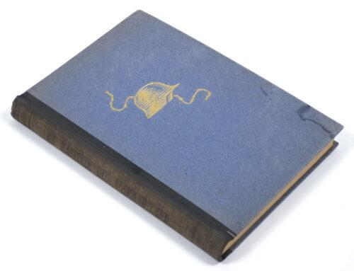 (Book NSB) De Kapitein uit Niemandsland 1943