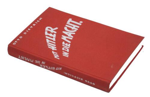 (Book) Otto Dietrich - Mit Hitler in die Macht