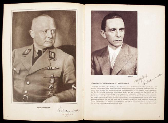 Das Führerkorps des Dritten Reiches