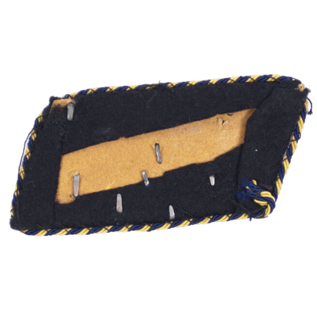 Deutsche Reichsbahn single officer collar tab