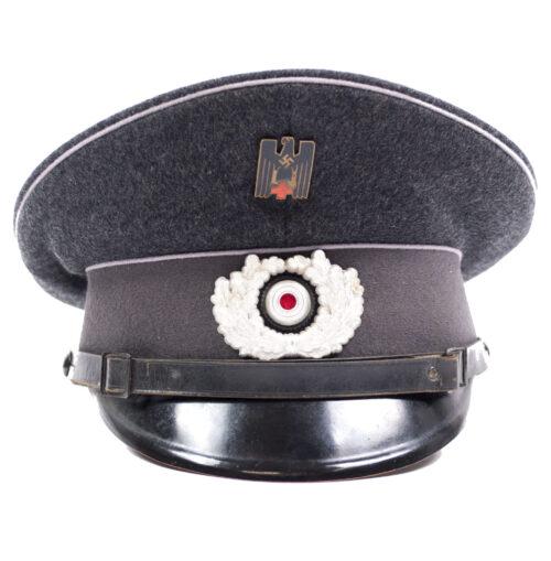 Deutsches Rotes Kreuz (DRK) Schirmmütze