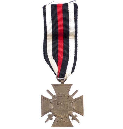 Frontkämpfer Ehrenkreuz