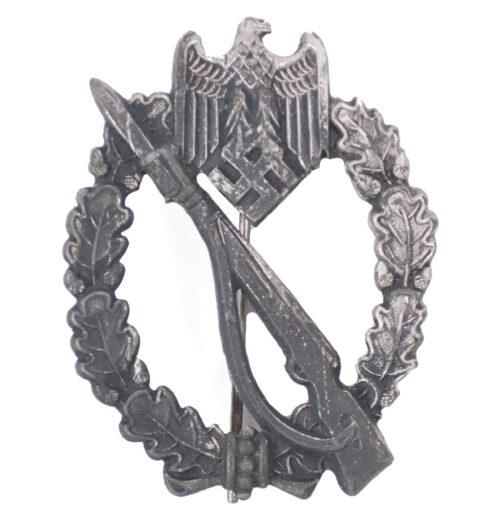 Infanterie Sturmabzeichen (ISA) Infantry Assault badge (maker E. Muller)