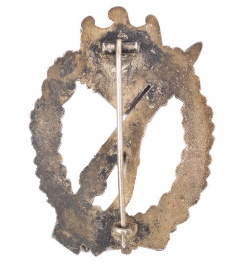 Infanterie Sturmabzeichen (ISA) Infantry Assault badge (maker Wiedmann)
