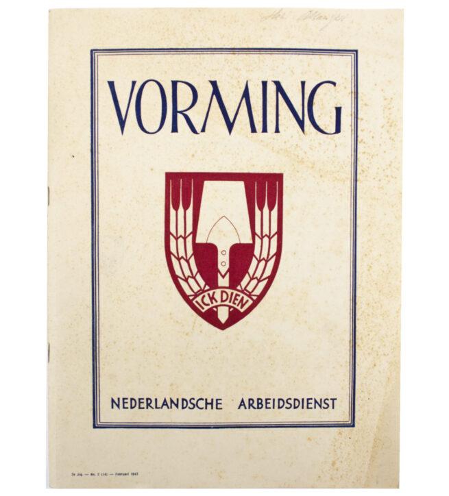 Nederlandsche Arbeidsdienst (NAD) Vorming 2e Jrg. - No.2 (1943)