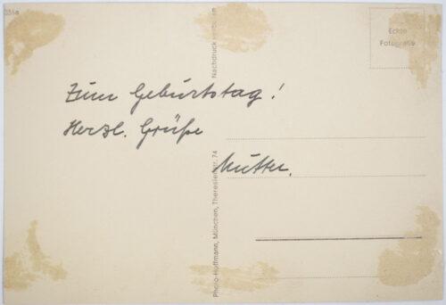 (Postcard) Adolf Hitler - Photo Hoffmann München