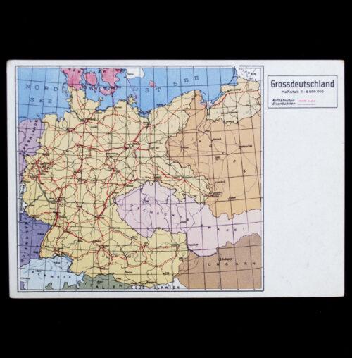 (Postcard) Grossdeutschland