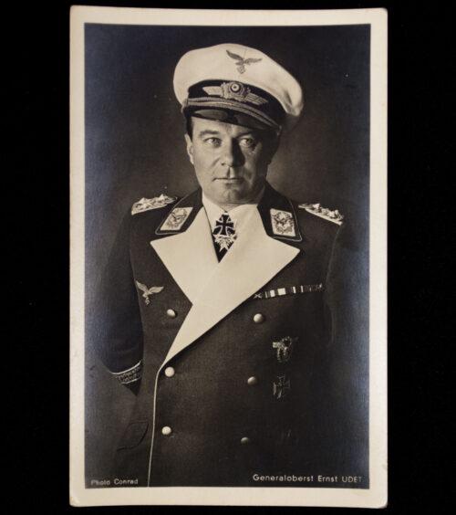 (Postcard) Ritterkreuz Generaloberst Ernst Udet