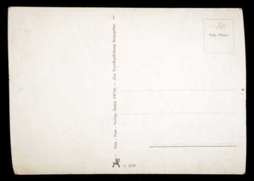 (Postcard) Ritterkreuz mit Eichenlaub Träger Oberst Mölders