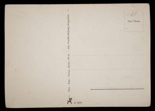 (Postcard) Ritterkreuz mit Eichenlaub Träger Oberst Udet, Galland, Mölders