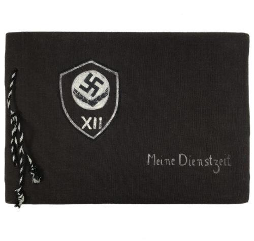 Reichsarbeitsdienst weibliche Jugend (RADw) Führerinnen photoalbum