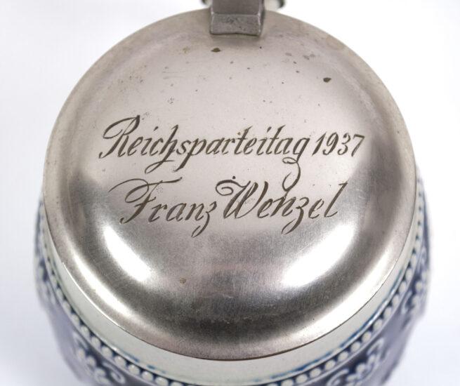 Reichsparteitag 1937 Beerstein (named!)