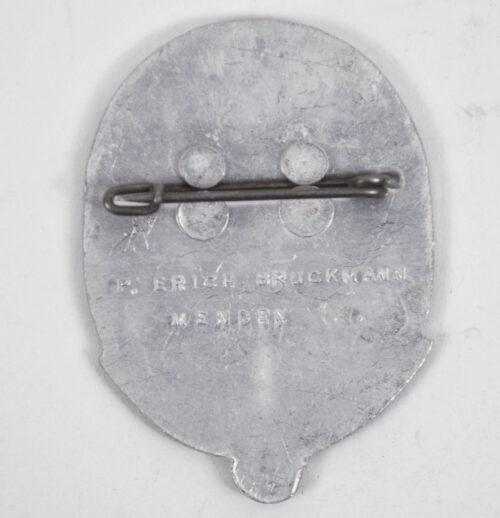 Tag der Arbeit 1935 Abzeichen (maker E. Bruckmann)