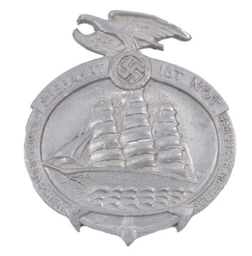Tag der Deutschen Seefahrt - Seefahrt tut Not 1935