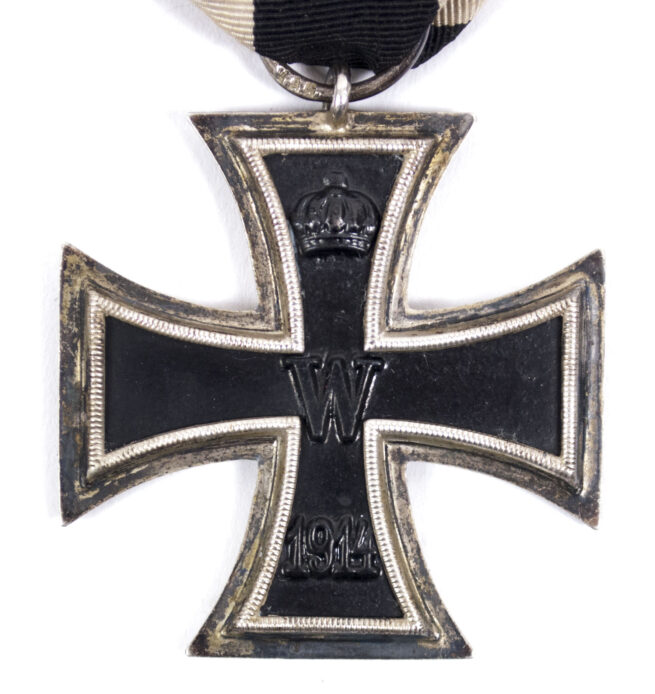 WWI Eisernes Kreuz weite Klasse Iron Cross second class (maker KAG)