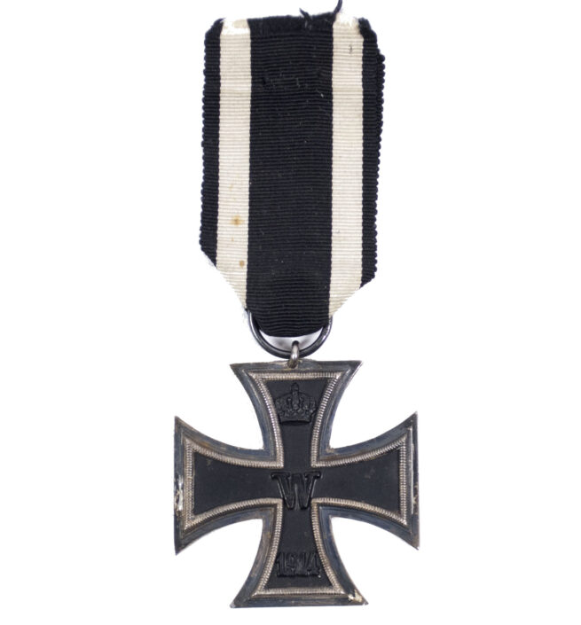 WWI Eisernes Kreuz weite Klasse Iron Cross second class (maker LW)