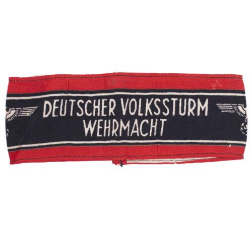 WWII German Volkssturm Armband