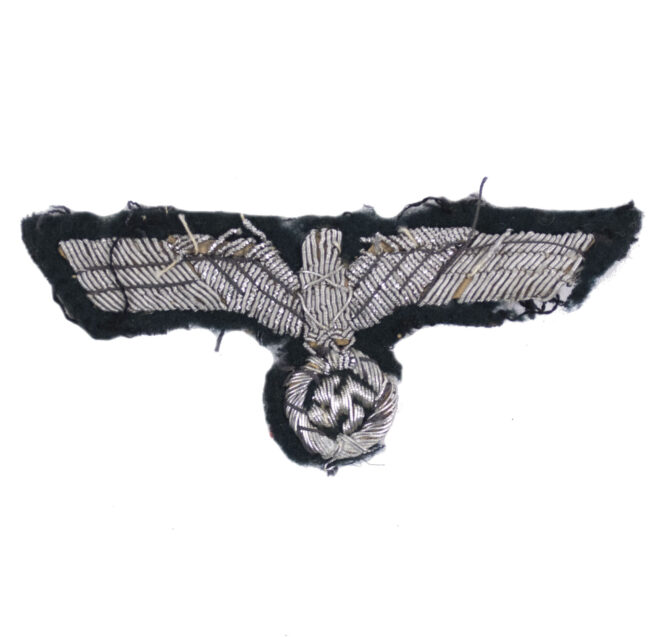 Wehrmacht (Heer) bullion officers eagle