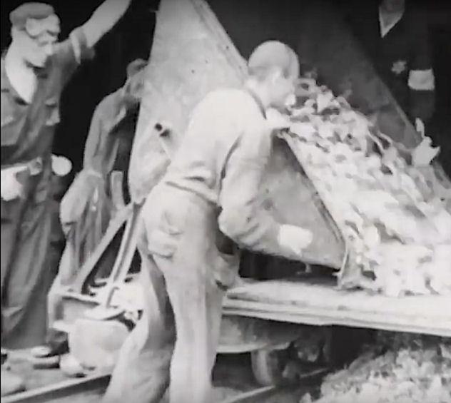 Westerbork durchganglager inmates hat