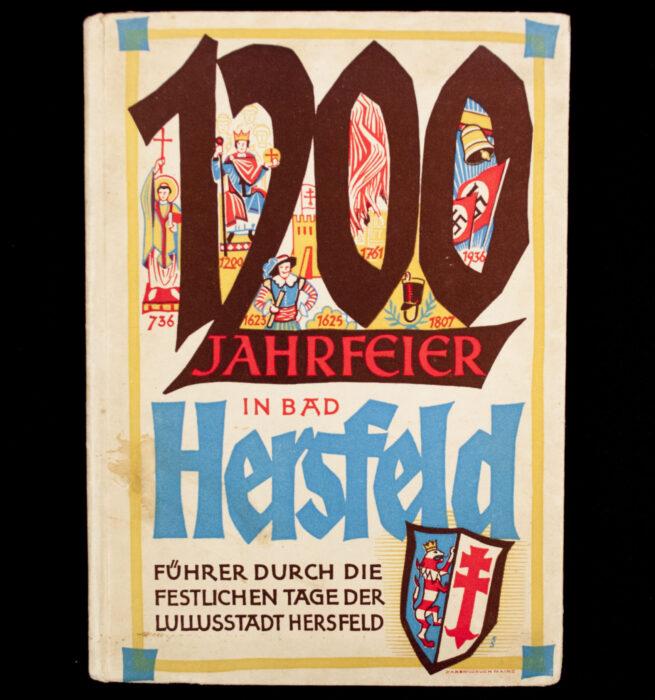 (Book) 1200 Jahrfeier in bad Hersfeld