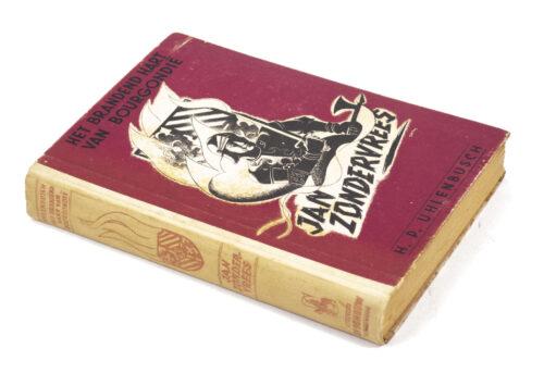 (BookNSB) Het brandend hart van Bourgondië (Uitgeverij de schouw)