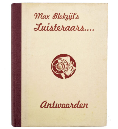 (BookNSB) Max Blokzijl - Luisteraars...Antwoorden