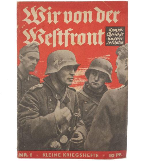 (Brochure) Wir von der Westfront