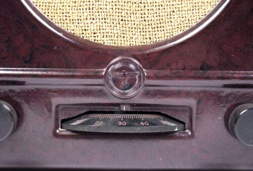 German WWII Radio/Volksempfanger - Deutscher Kleinempfänger 1938