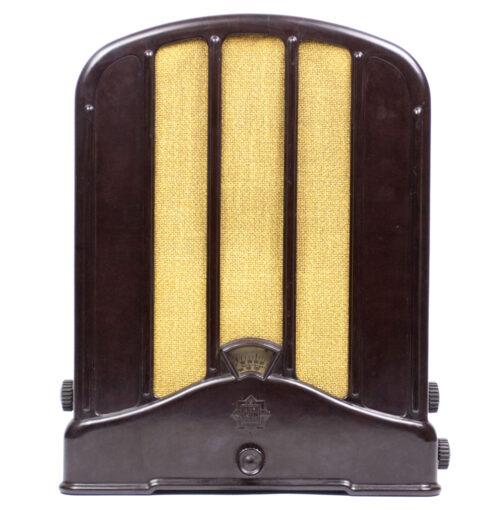 German Telefunken 231GL Bakelite radio reciever from 1932 (LARGE!)