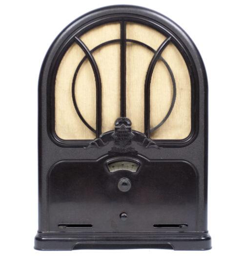 German Telefunken 270 Duplex radio reciever from 1932 (LARGE!)