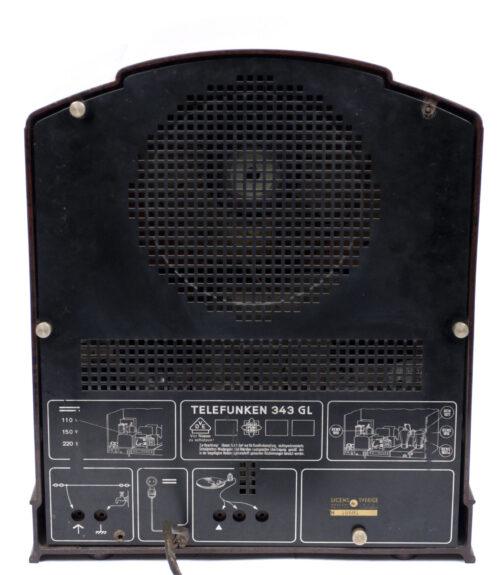 German-Telefunken-343GL-Bakelite-radio-reciever-from-1932