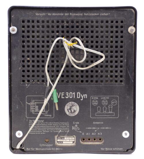 German WWII RadioVolksempfanger - VE 301 DYN. Made circa 1938.