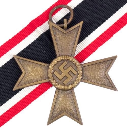 Kriesverdienstkreuz ohne Schwerter (kvk) War Merit Cross without Swords