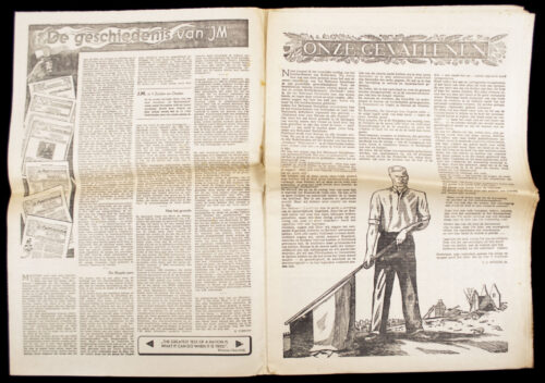 (Liberation Newspaper) Je Maintiendrai - Bevrijdingsnummer Mei 1945