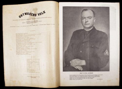 (NSB) Ontwakend Volk - Louwmaand Nr. 34 (1943)