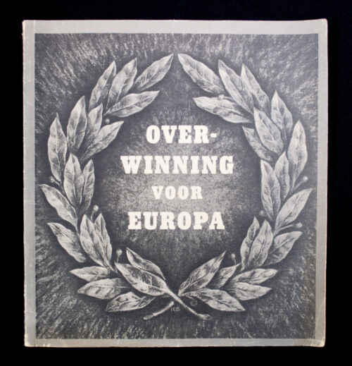 (NSB SS) Overwinning voor Europa – (Overwinning op het Bolsjewisme) (1941)